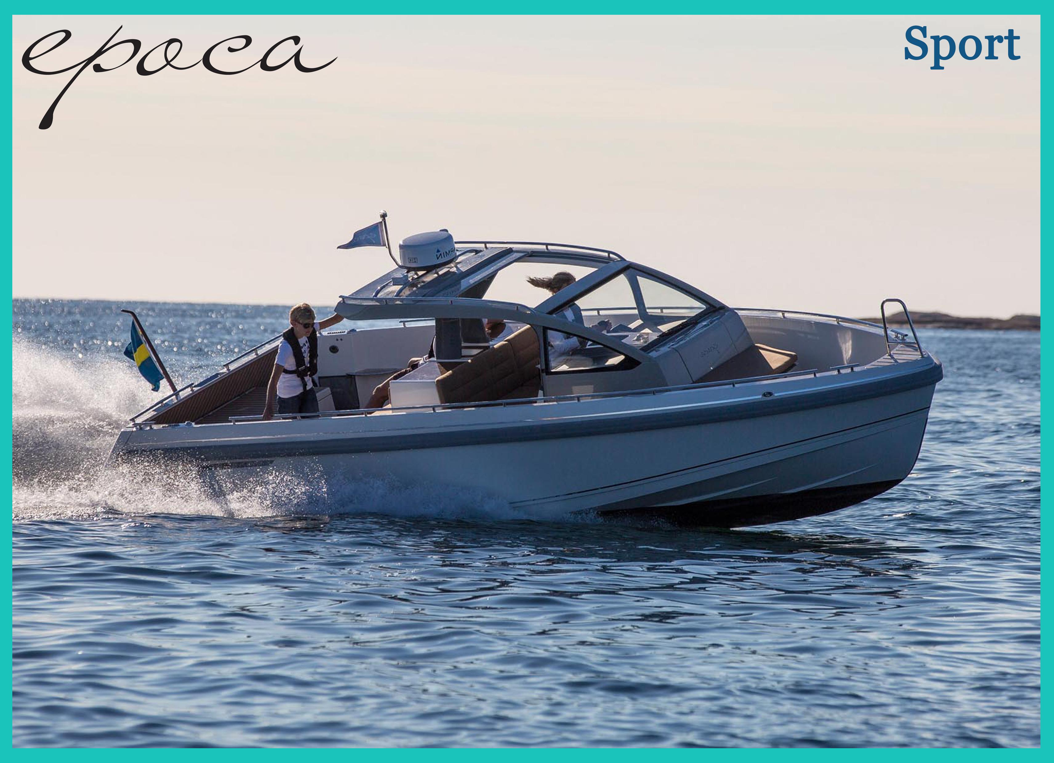 Epoca Yachts - SPORT