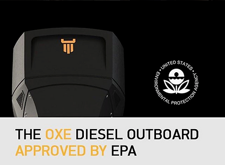 Oxe-Diesel Outboard