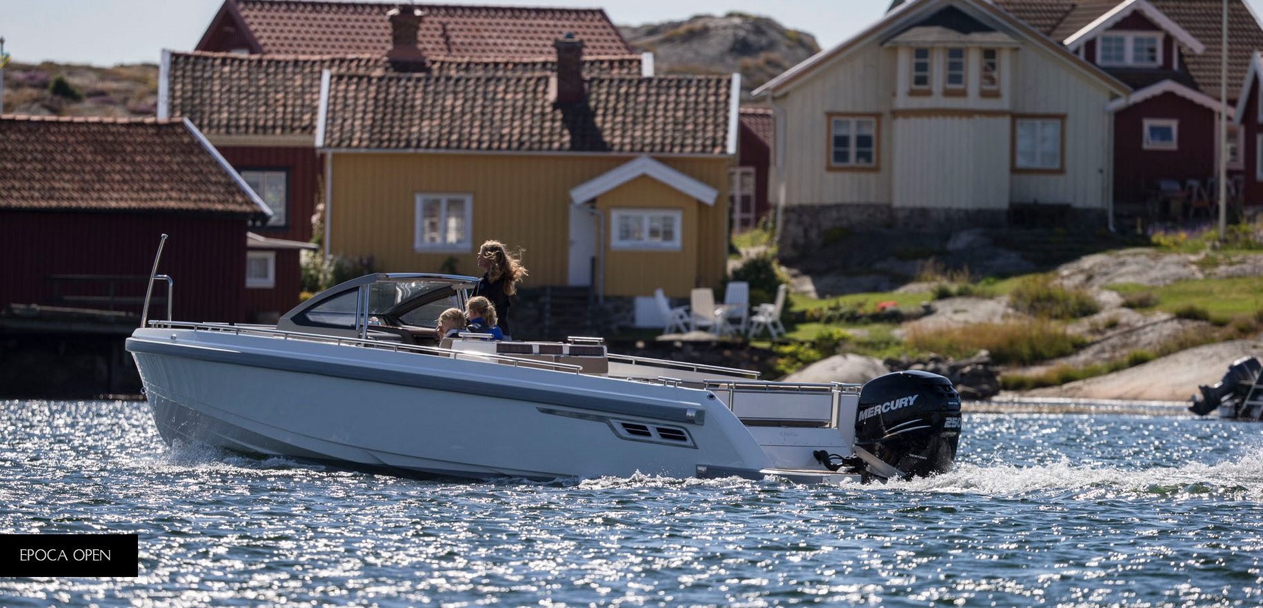 Epoca Yachts - OPEN