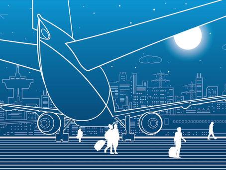 Tuscar Vlogs - Short Term Impact on Aviation Covid-19
