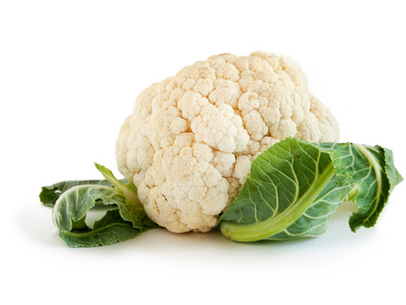 How to Clean & Prep Cauliflower for Use During The Week