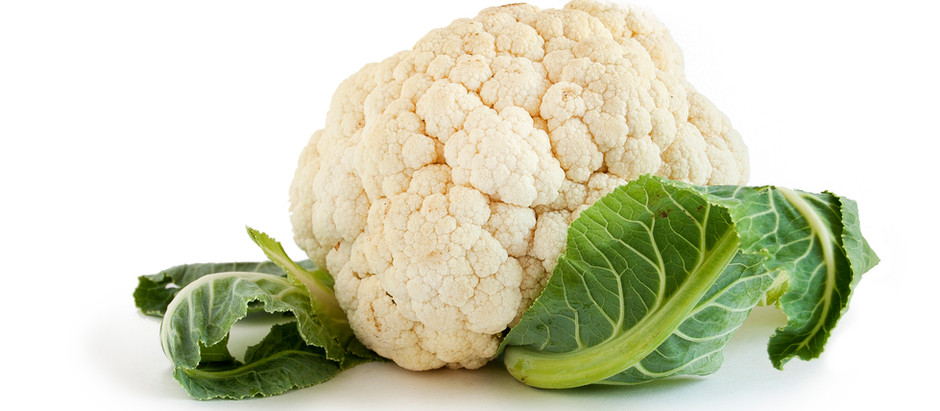 Is Cauliflower the New Avocado?
