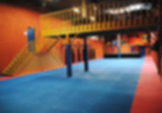 Martial Arts zaal 2