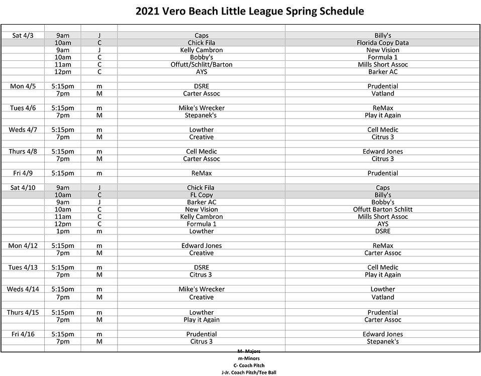 Revised LL Schedule Spring 2021 - 2-3.jp