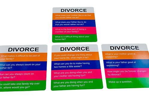 Totika Divorce Card Deck