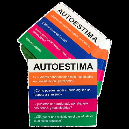 Totika Spanish Self-Esteem Card Deck