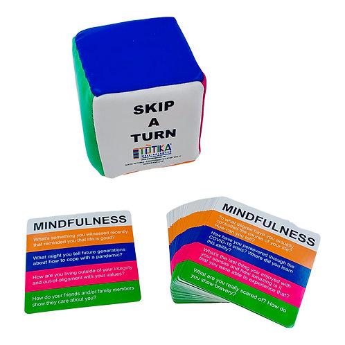 Totika Mindfulness Cards and Totika Cube