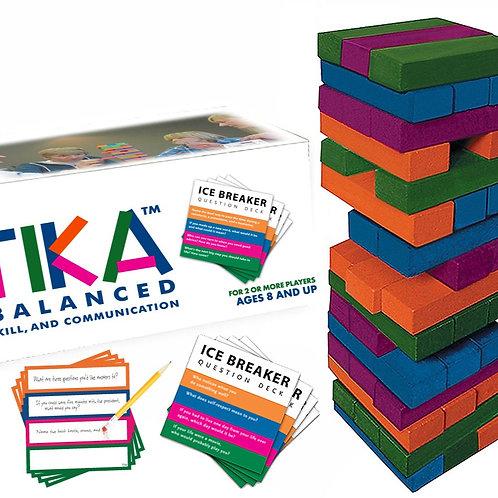 Totika Therapy Game Icebreaker Deck & Blank Deck Set