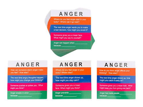 Totika Anger Card Deck