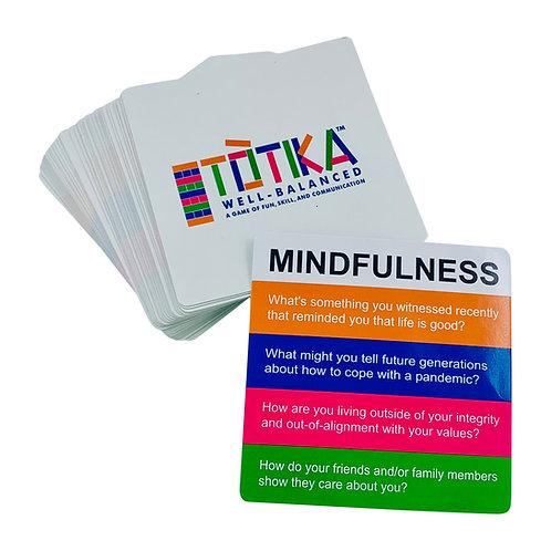 Totika Mindfulness Card Deck