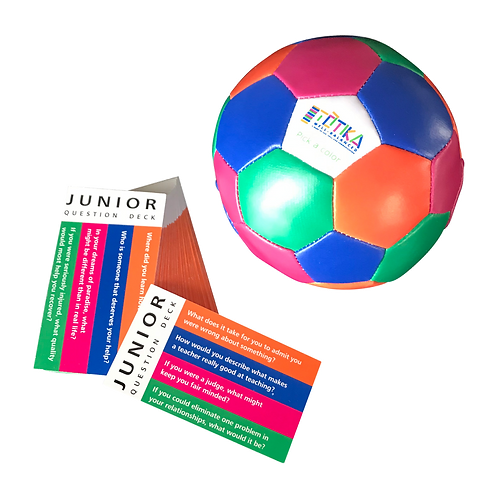 Totika Thumball & Junior Card Deck