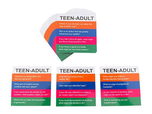Totika Teen-Adult Card Deck