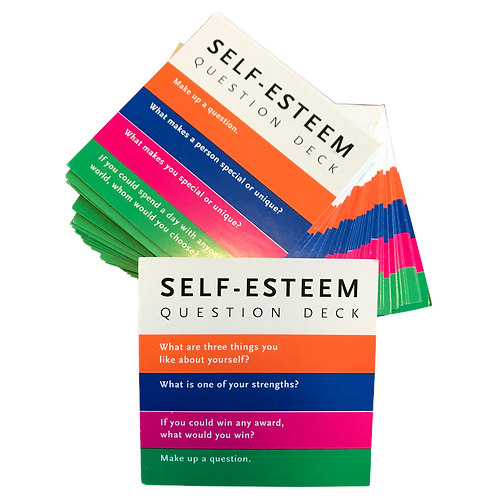 Totika Self-Esteem Card Deck