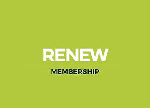 Renewal Membership (USD)