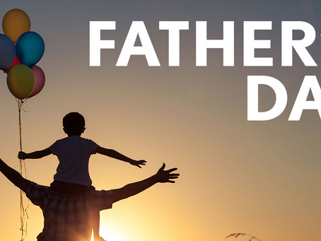 Happy Father's Day from Sentry Alarm!