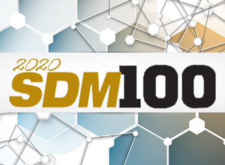 Sentry Alarm Makes 2020 SDM Top 100!