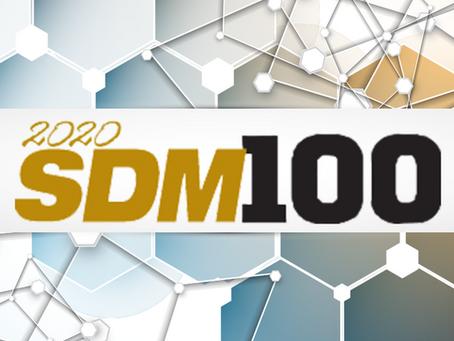 Sentry Alarm Makes 2020 SDM Top 100!
