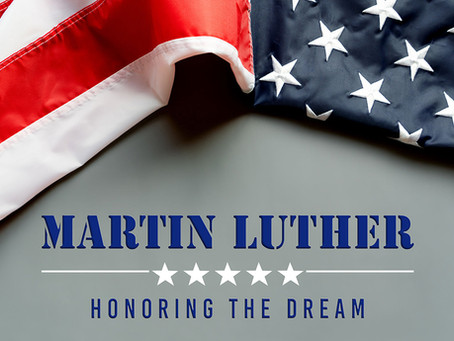 Happy Martin Luther King Jr. Day from Sentry Alarm!