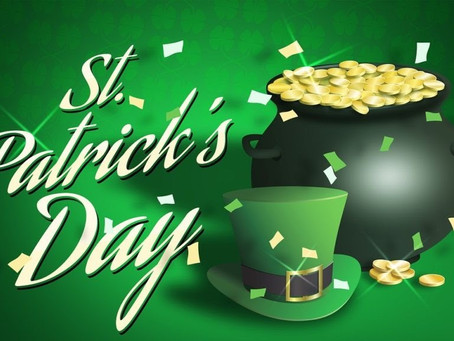 Happy St. Patrick's Day from Sentry Alarm!