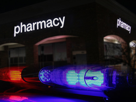 Pharmacy Security | Why It Matters