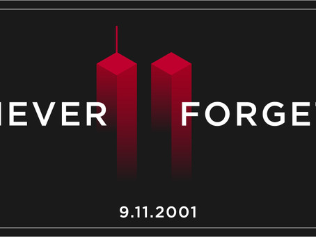Never Forget - 9/11/2001