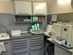Zona sterilizzazione