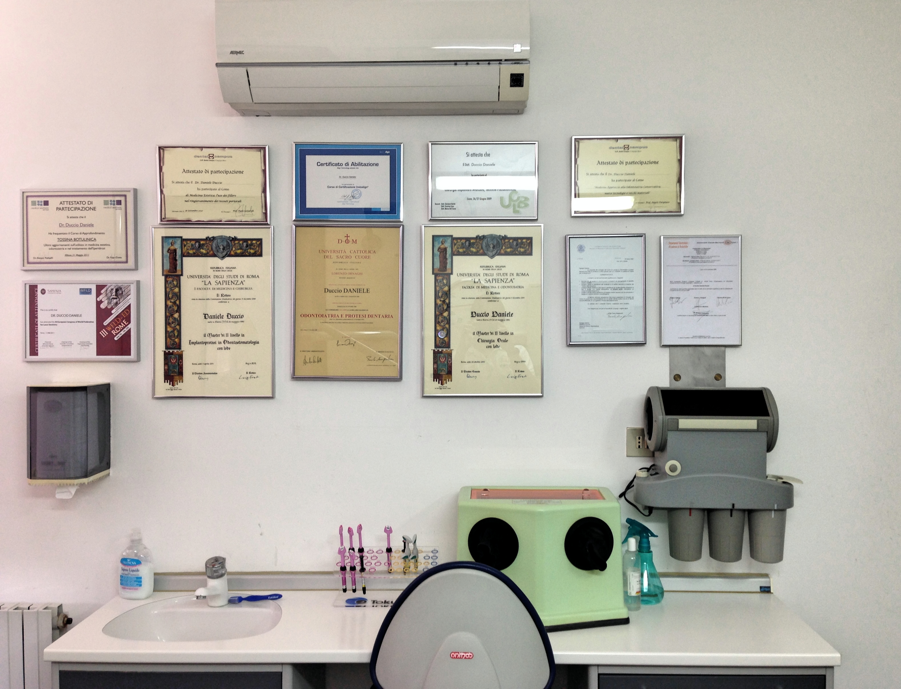 Sala operativa 2