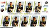 TEAM XC DN3 2019 | R-VTT VILLE LA GRAND ✔️