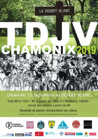 INFOS | TDJV Chamonix