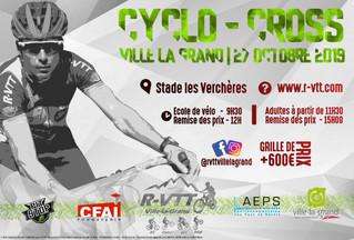 CYCLO-CROSS Ville la Grand 2019 🚴🏼