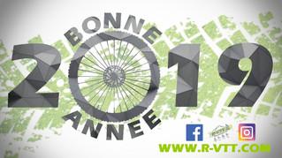 BONNE ANNEE 2019 🎊🎉🥂