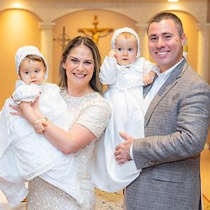 Albert Jr and Sophia's Baptism