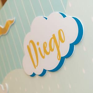 Diego's Baby Shower!