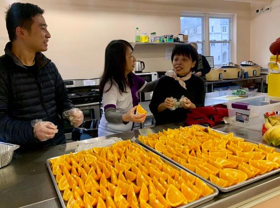 吃个Orange补补脑
