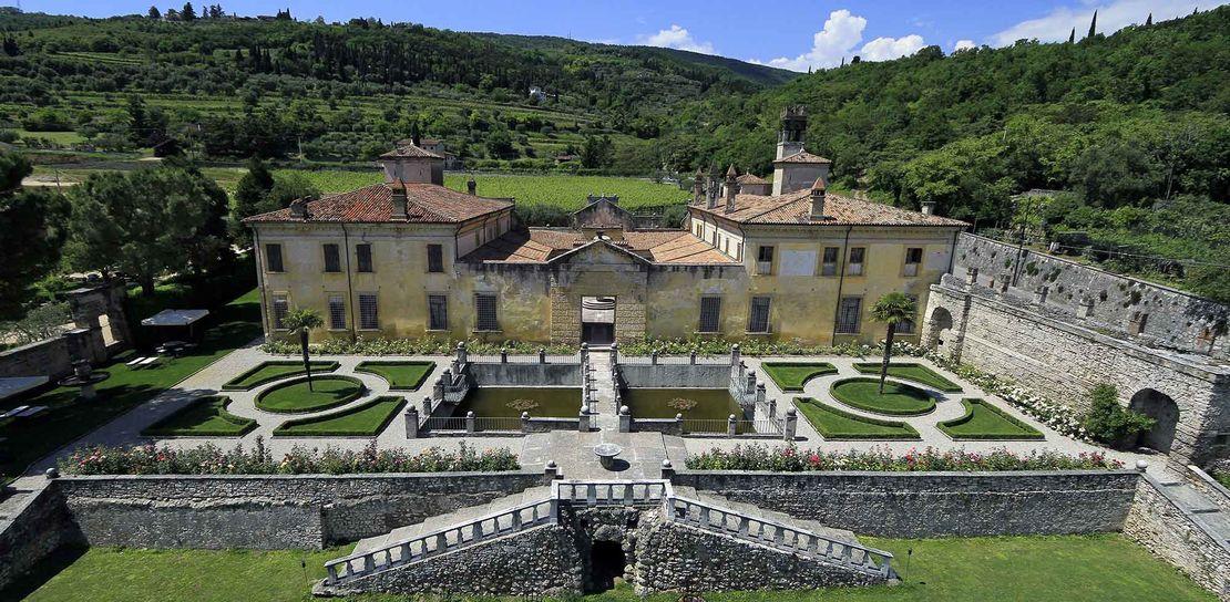 Villa Palazzo della Torre