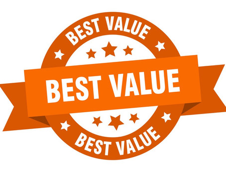 We CREATE VALUE for our Schools!