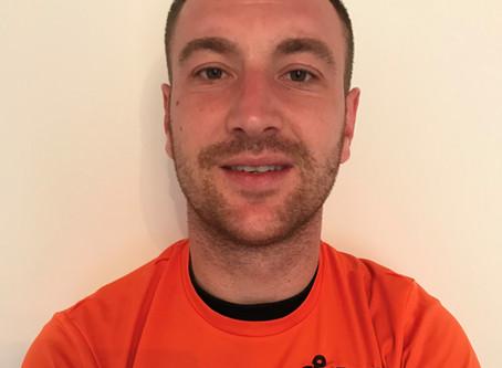 Meet the Team - Tony Stephenson