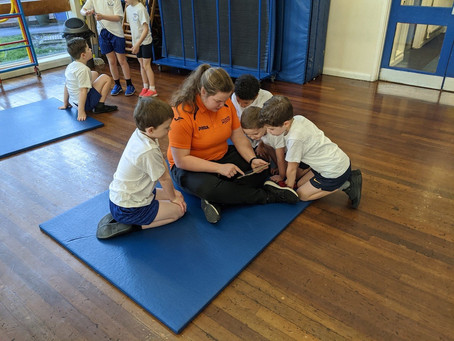 Miss Kinghorn tells us all about her terrific Schools!
