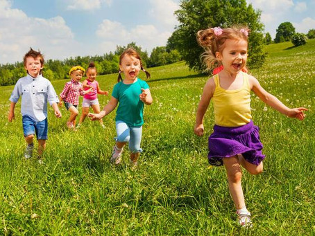 Fit Kids have more Brainpower