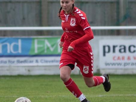 Meet the Team - Hannah Robson