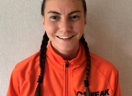 Meet the Team 2 - Hannah Robson
