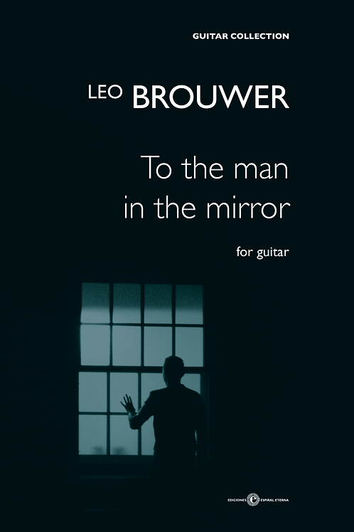 To the man in the mirror