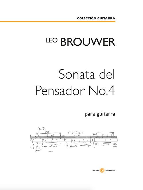 Sonata del Pensardor No. 4