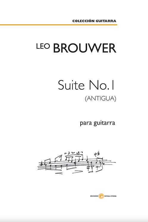 Suite No, 1 (Antigua)