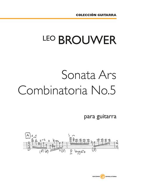 Sonata Ars Combinatoria No. 5