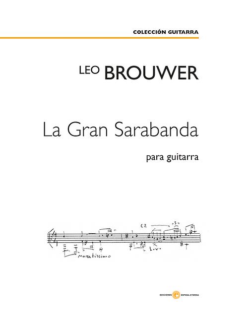 La Gran Sarabanda
