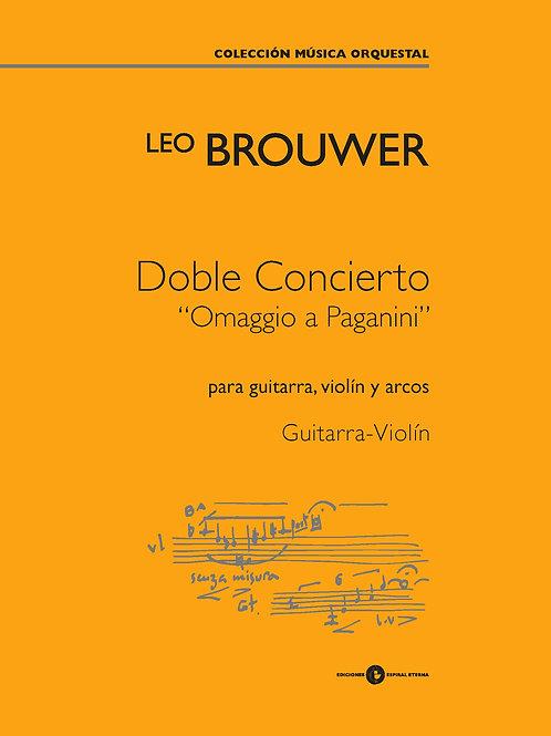 Doble concert omaggio a Paganini