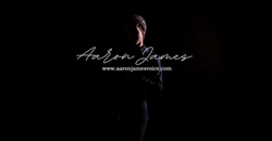 Aaron James Promo Still Cover Photo.png