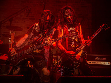 Fredi Handshoe Lead Singer/Lead Guitarist From The Band Sinful Lilly Special Guest On 10/14/2020