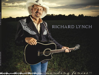 Richard Lynch Special Guest On The Record Machine Show Podcast October 4, 2018